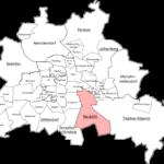 Berlin Neukölln Map