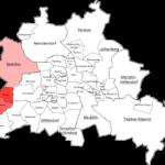 Berlin Spandau Map