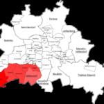 Berlin Stegliz-Zehlendorf Map