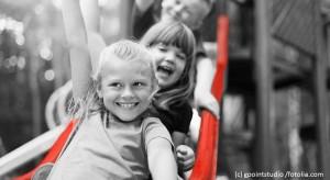 Children on slide SM (c) gpointstudio fotolia