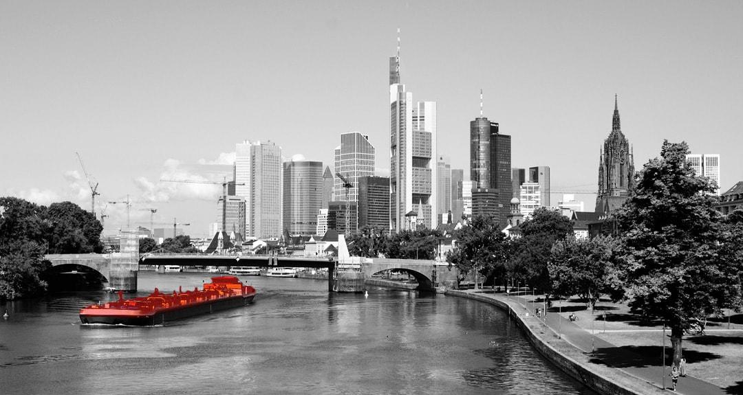 Frankfurt public transport