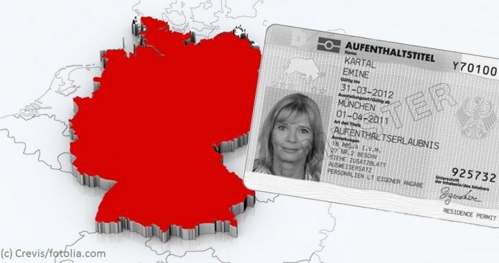 Residence Title & Work Permit for Germany