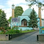 The-beautiful-mosque-in-Uhlenhorst